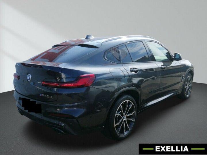 BMW X4 M40d  GRIS PEINTURE METALISE  Occasion - 8