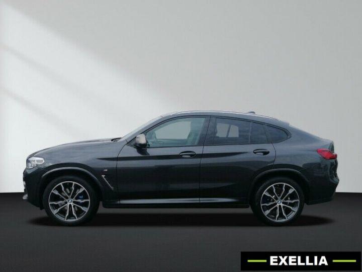 BMW X4 M40d  GRIS PEINTURE METALISE  Occasion - 9