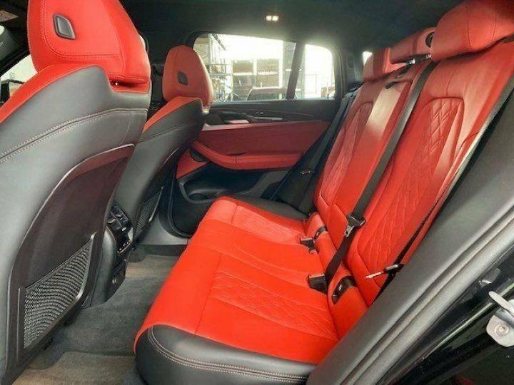 BMW X4 M40d  NOIR PEINTURE METALISE  Occasion - 10