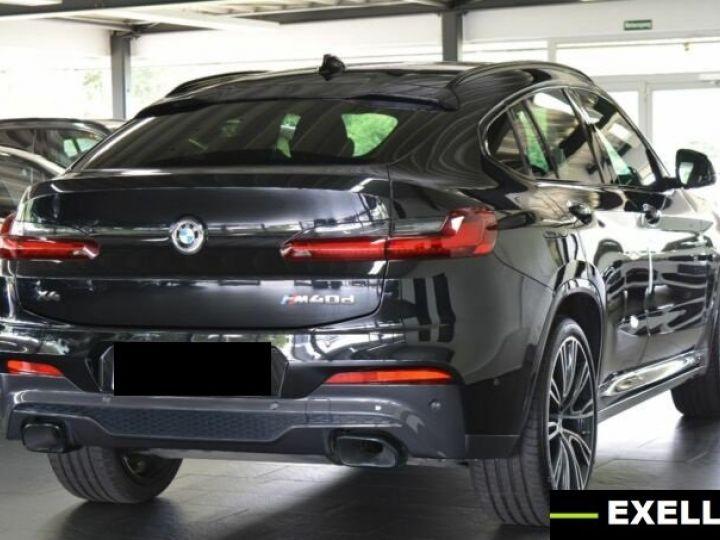 BMW X4 M40d  NOIR PEINTURE METALISE  Occasion - 3