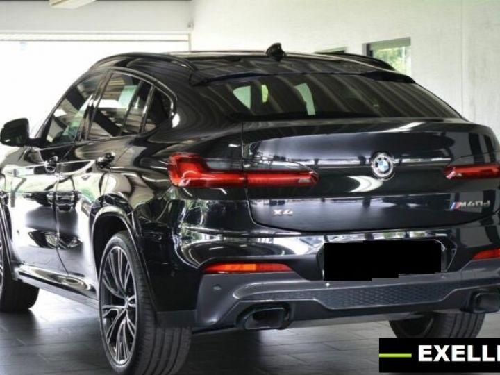 BMW X4 M40d  NOIR PEINTURE METALISE  Occasion - 4