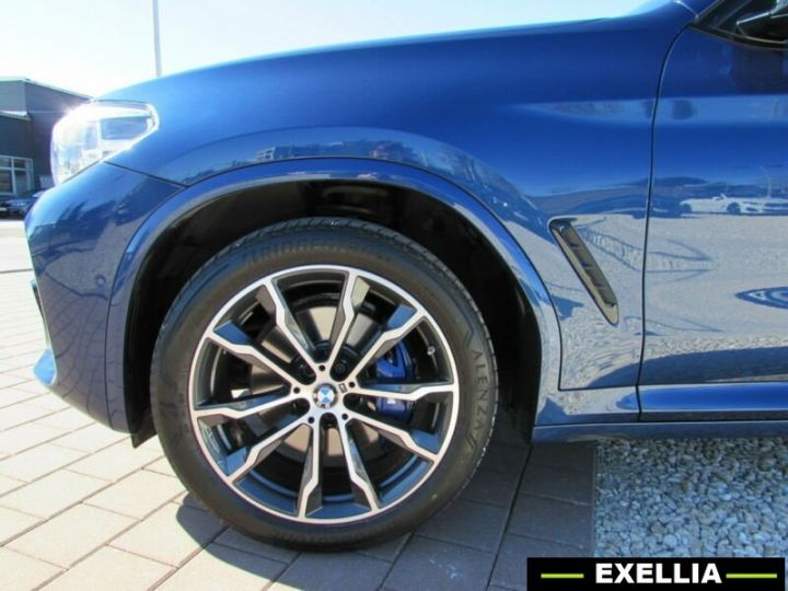 BMW X4 M40d MSport BLEU PEINTURE METALISE Occasion - 2