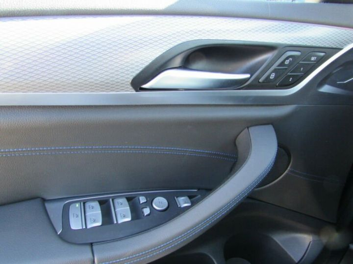 BMW X4 M40d MSport BLEU PEINTURE METALISE Occasion - 4