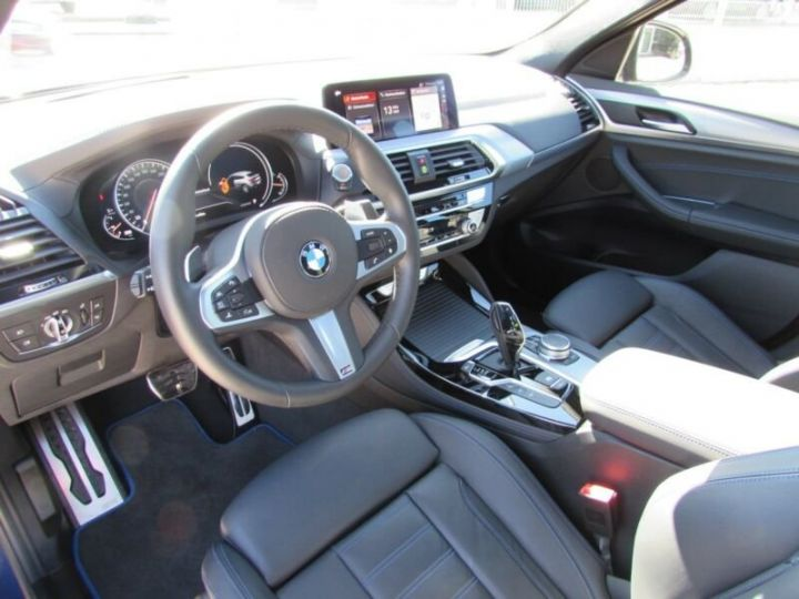 BMW X4 M40d MSport BLEU PEINTURE METALISE Occasion - 6
