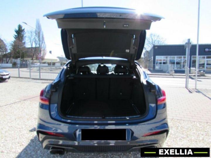 BMW X4 M40d MSport BLEU PEINTURE METALISE Occasion - 12