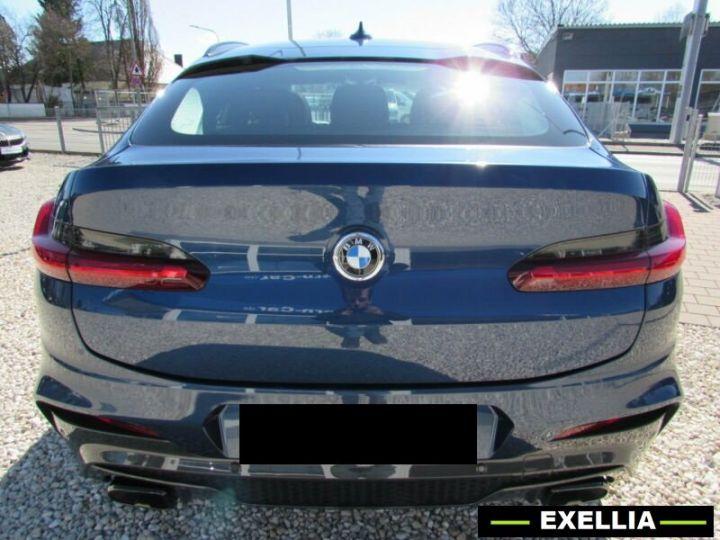BMW X4 M40d MSport BLEU PEINTURE METALISE Occasion - 13