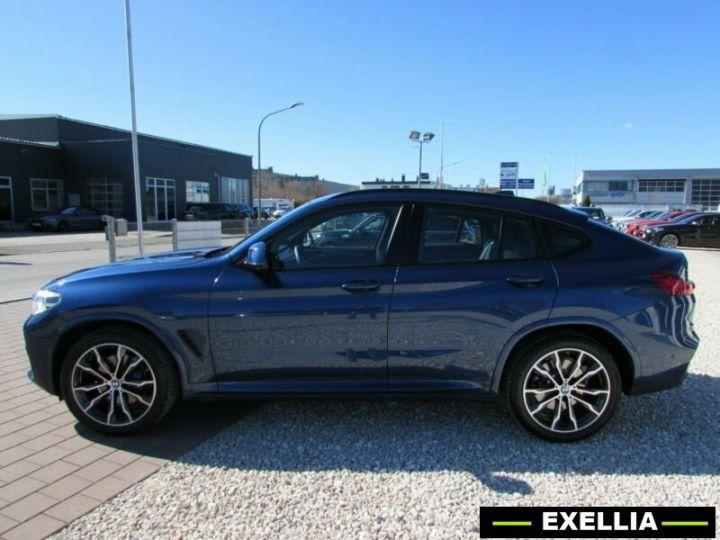 BMW X4 M40d MSport BLEU PEINTURE METALISE Occasion - 15