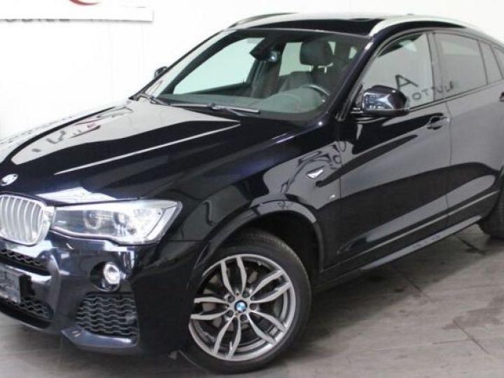 BMW X4 X-DRIVE 3.0L TDI  NOIR CARBONE - 1