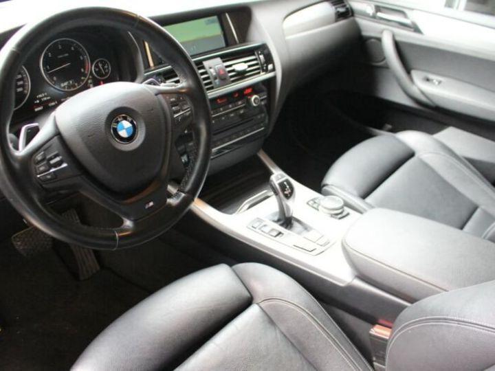 BMW X4 X-DRIVE 3.0L TDI  NOIR CARBONE - 4
