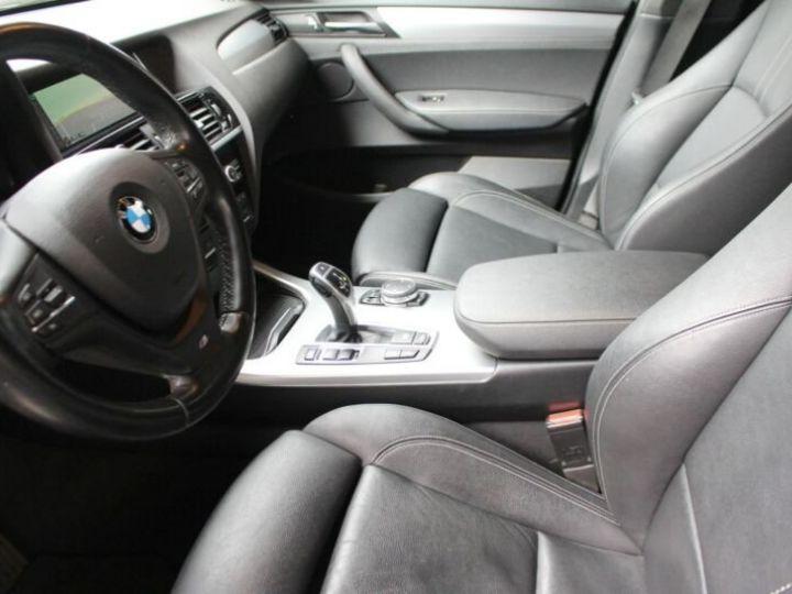 BMW X4 X-DRIVE 3.0L TDI  NOIR CARBONE - 5