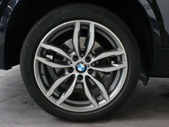 BMW X4 X-DRIVE 3.0L TDI  NOIR CARBONE - 6