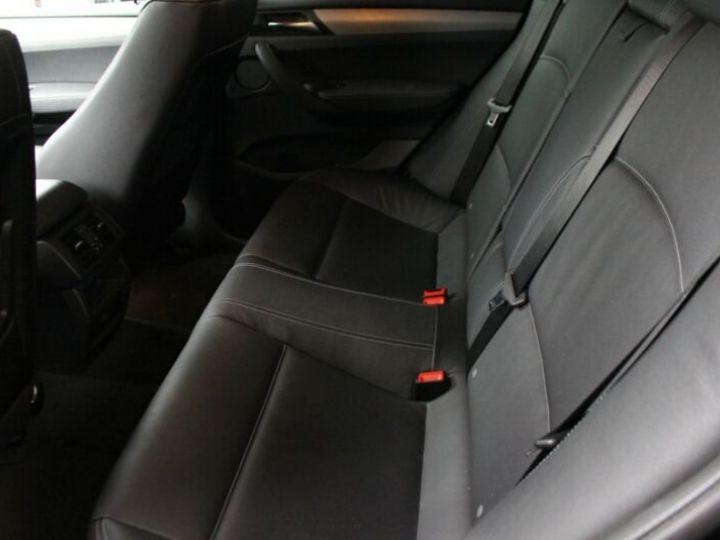 BMW X4 X-DRIVE 3.0L TDI  NOIR CARBONE - 7