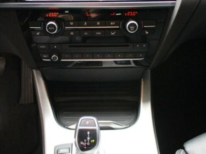 BMW X4 X-DRIVE 3.0L TDI  NOIR CARBONE - 8