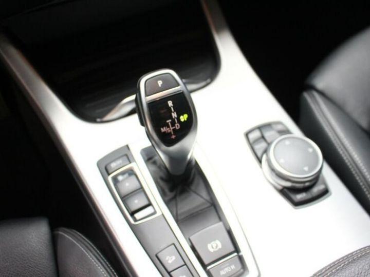 BMW X4 X-DRIVE 3.0L TDI  NOIR CARBONE - 9
