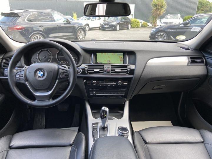 BMW X4 XDRIVE 20 D X-LINE 190ch (F26) BVA8 GRIS FONCE - 8