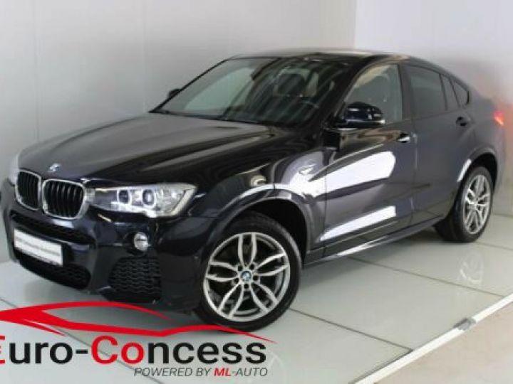BMW X4 XDrive 20d M-Sport NOIR  - 1