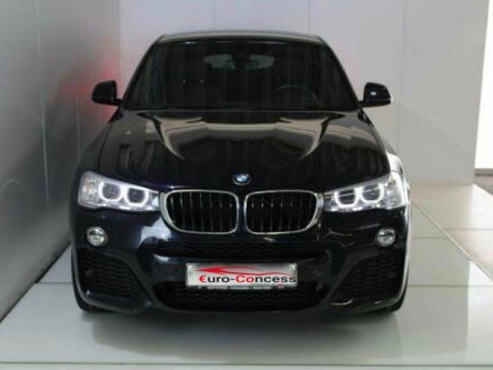BMW X4 XDrive 20d M-Sport NOIR  - 3