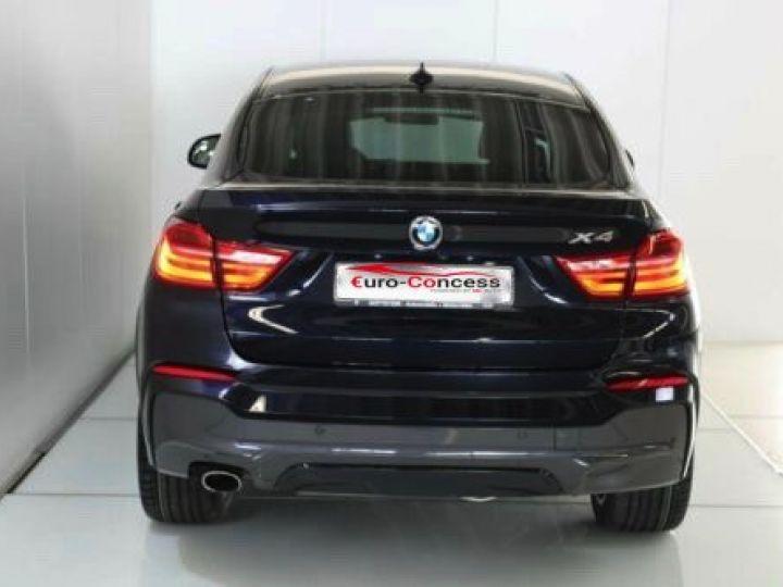 BMW X4 XDrive 20d M-Sport NOIR  - 4