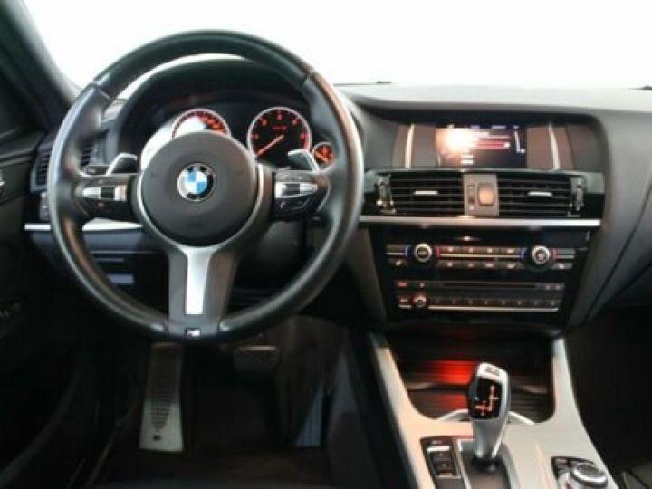 BMW X4 XDrive 20d M-Sport NOIR  - 5