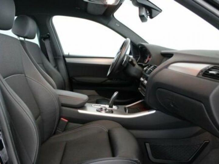 BMW X4 XDrive 20d M-Sport NOIR  - 8
