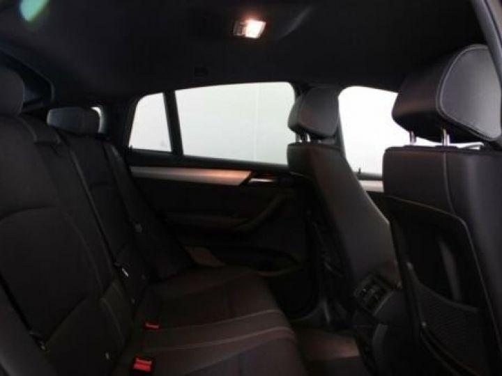 BMW X4 XDrive 20d M-Sport NOIR  - 9