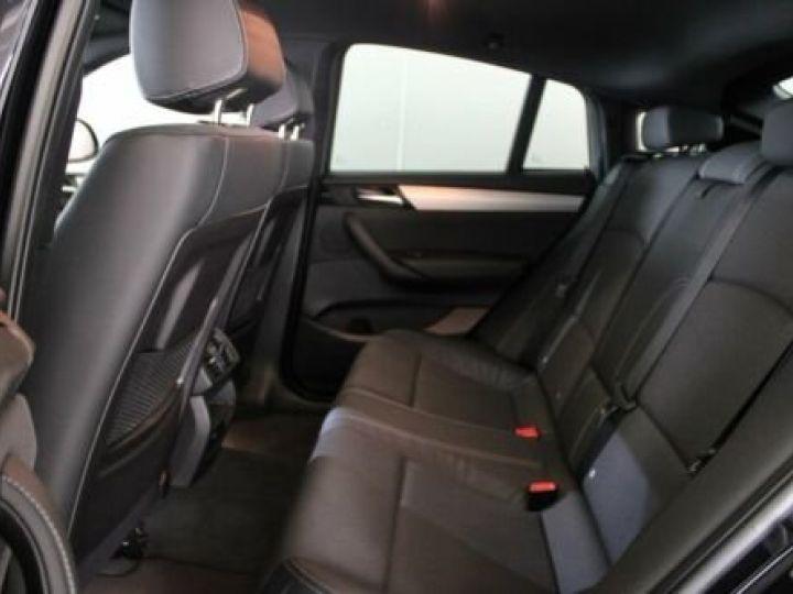 BMW X4 XDrive 20d M-Sport NOIR  - 10