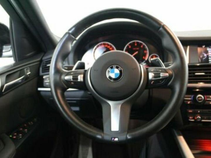 BMW X4 XDrive 20d M-Sport NOIR  - 12