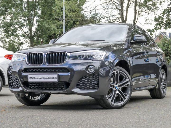 BMW X4 Xdrive 20d Pack M  gris - 1