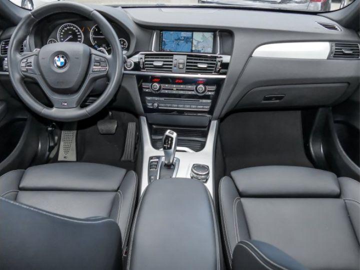 BMW X4 Xdrive 20d Pack M  gris - 5