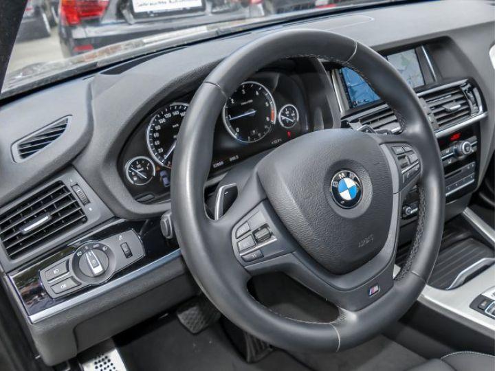 BMW X4 Xdrive 20d Pack M  gris - 8