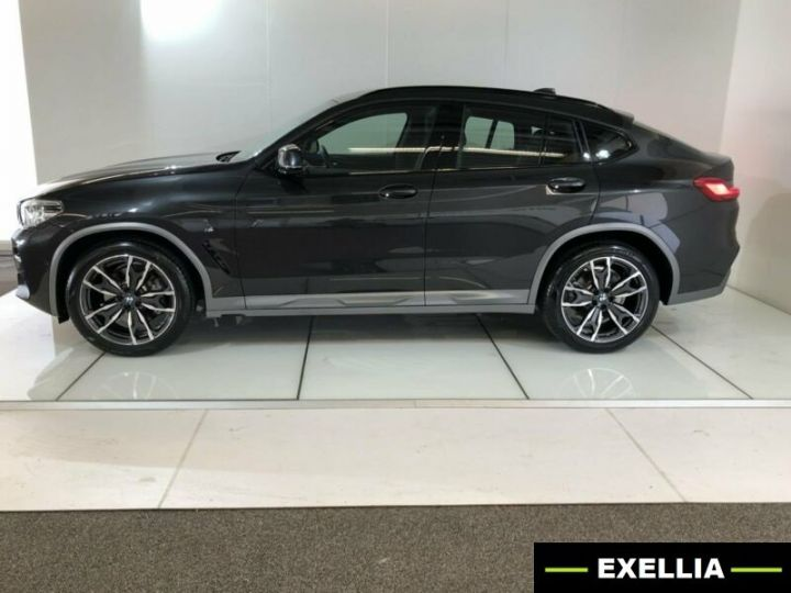BMW X4 XDRIVE 25 D XLINE SPORT  NOIR  Occasion - 5