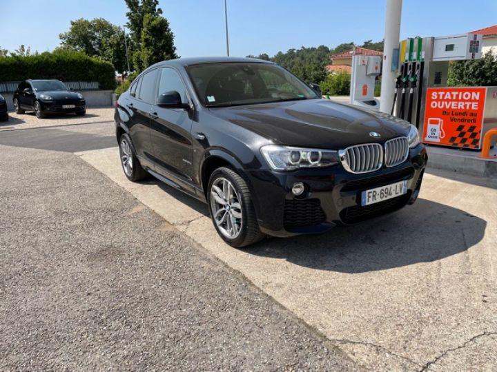 BMW X4 XDrive 30 D 258cv Noir - 1