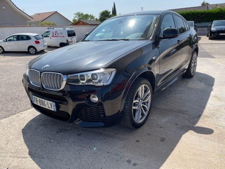 BMW X4 XDrive 30 D 258cv Noir - 2