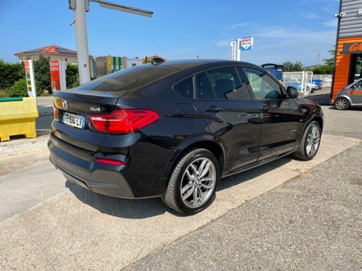 BMW X4 XDrive 30 D 258cv Noir - 4