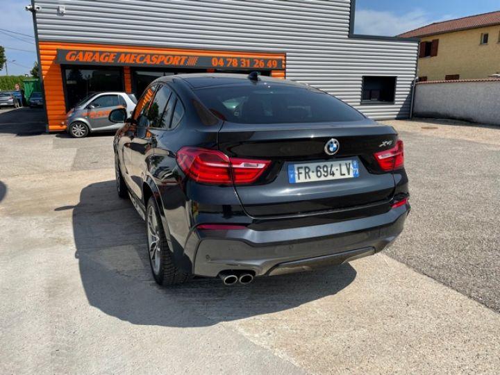 BMW X4 XDrive 30 D 258cv Noir - 5