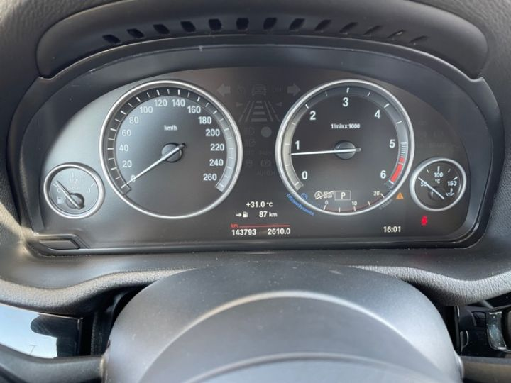 BMW X4 XDrive 30 D 258cv Noir - 7