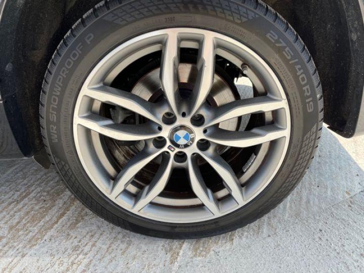 BMW X4 XDrive 30 D 258cv Noir - 12