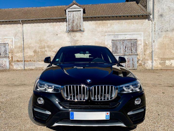 BMW X4 XLine 190 ch XDrive 20d Noir Occasion - 2