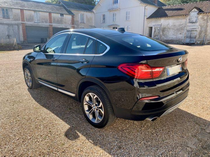 BMW X4 XLine 190 ch XDrive 20d Noir Occasion - 3