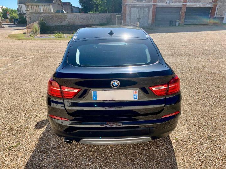 BMW X4 XLine 190 ch XDrive 20d Noir Occasion - 4