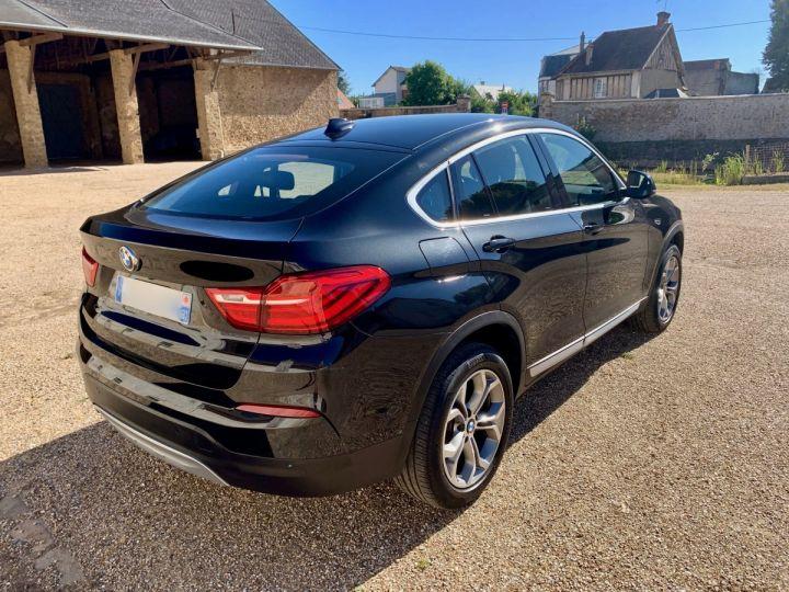 BMW X4 XLine 190 ch XDrive 20d Noir Occasion - 5