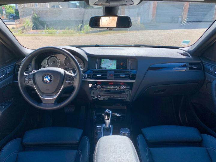 BMW X4 XLine 190 ch XDrive 20d Noir Occasion - 7