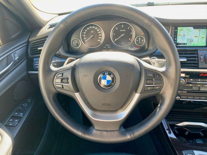 BMW X4 XLine 190 ch XDrive 20d Noir Occasion - 8