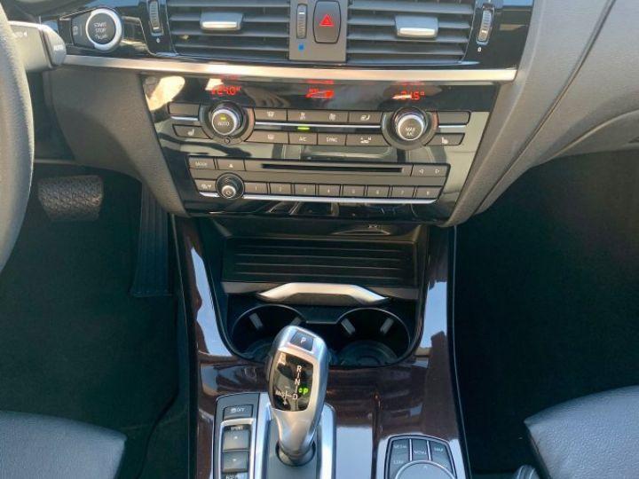 BMW X4 XLine 190 ch XDrive 20d Noir Occasion - 9
