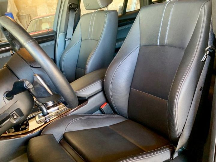 BMW X4 XLine 190 ch XDrive 20d Noir Occasion - 11