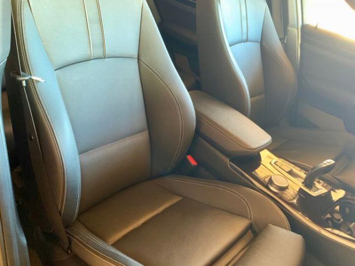 BMW X4 XLine 190 ch XDrive 20d Noir Occasion - 12
