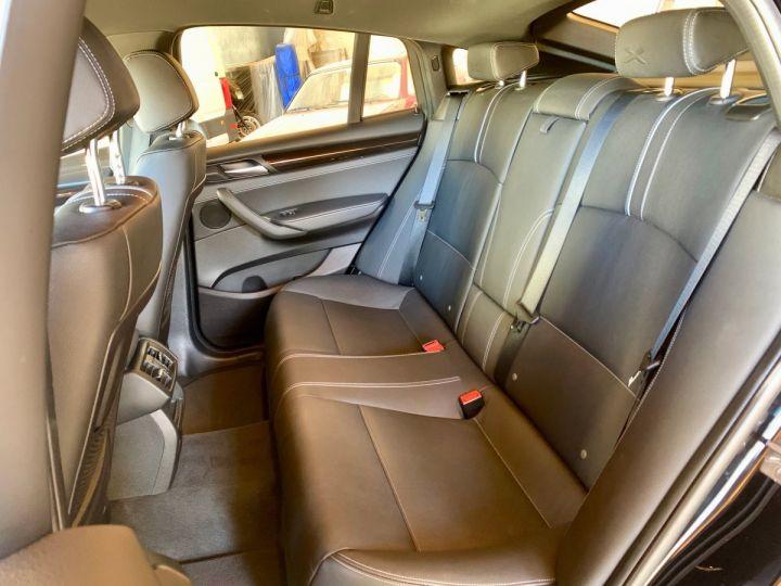 BMW X4 XLine 190 ch XDrive 20d Noir Occasion - 13