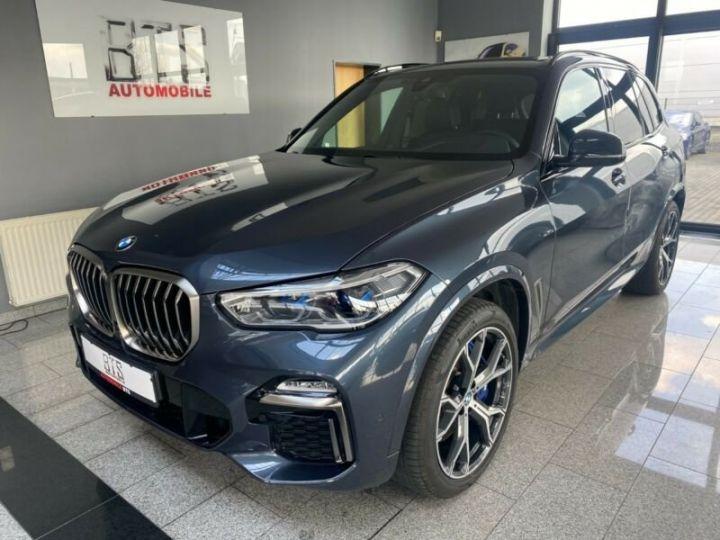 BMW X5 Gris métallisée  - 2