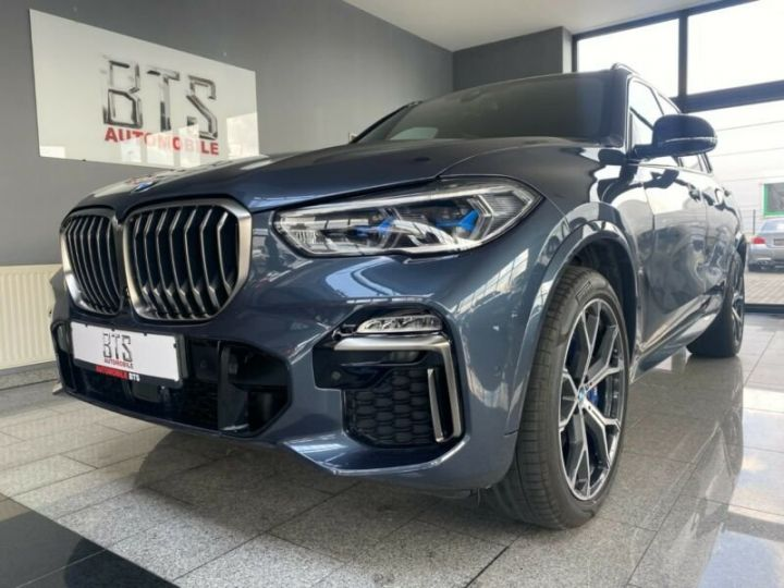 BMW X5 Gris métallisée  - 3