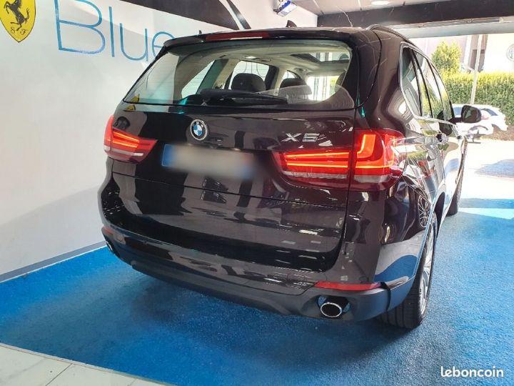 BMW X5 25D Lounge + BVA Autre - 2